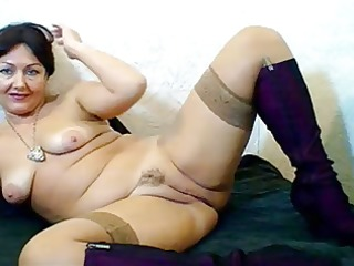 russian curly livecam mom