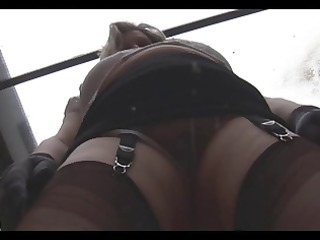 tess, the old gorgeous lady scene 7