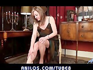 real orgasm for non-professional mama