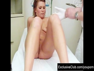 janelle juvenile mommy having gyno exam