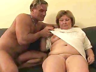 hawt aged granny gets drilled