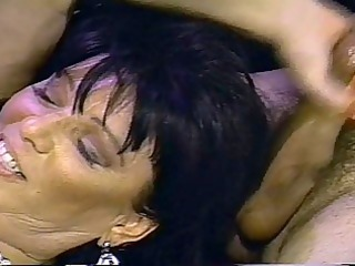 hot vintage fuck action for this mature sweetheart