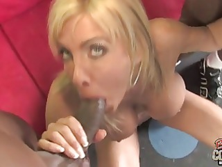 old hawt mom getting loads from darksome cocks